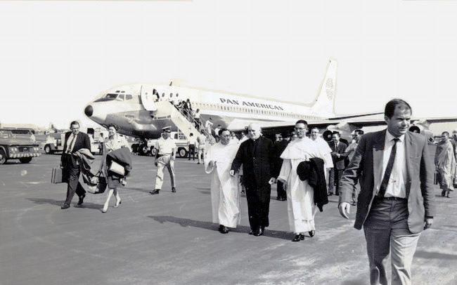 Một vài hình ảnh ngày thành lập Tỉnh Dòng Đa Minh Tại Việt Nam