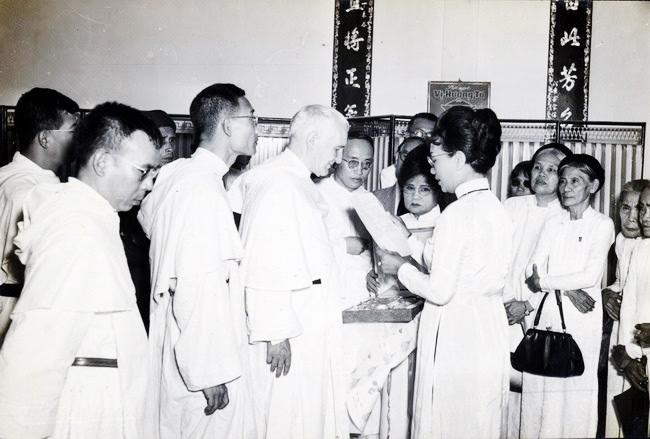 Một vài hình ảnh ngày thành lập Tỉnh Dòng Đa Minh Tại Việt Nam - Ảnh minh hoạ 21