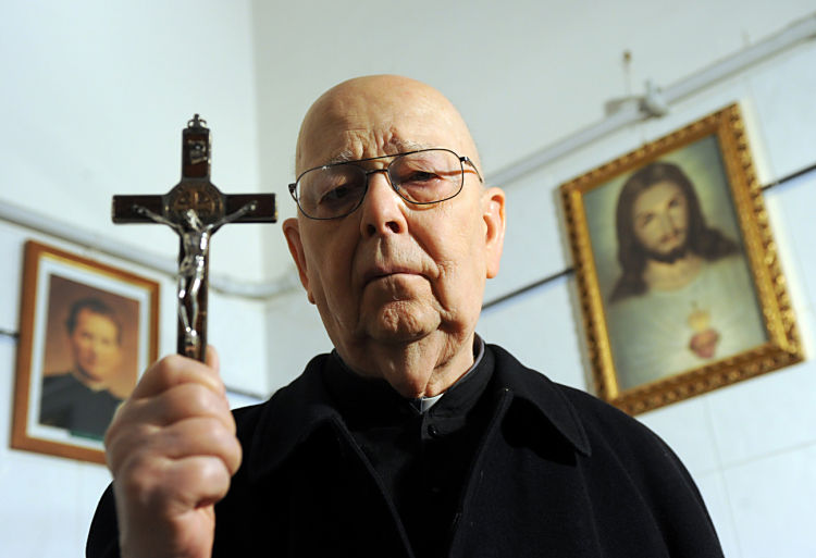 Cha Gabriele Amorth